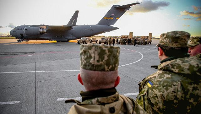 Вооружиться в долг: в Киеве предложили брать у США напрокат военную технику