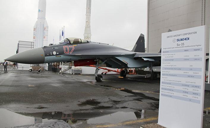 Махинации России при продаже Су-35 Китаю