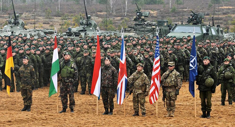 В Рукле отмечается годовщина размещения в Литве батальона НАТО