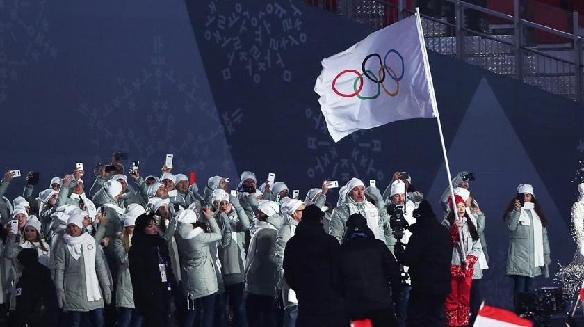 Россияне нагнали на Олимпиаду тоску