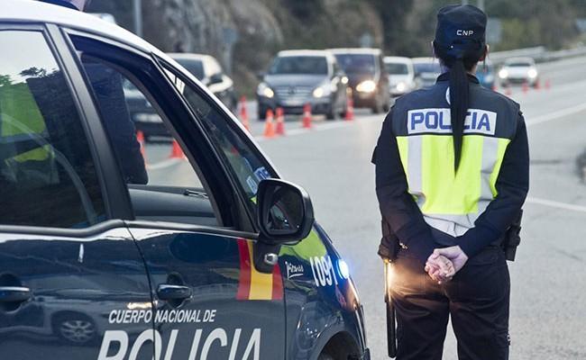 В Испании анализ выявил у водителя все наркотики одновременно