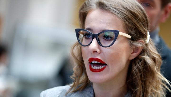 Ксения Собчак заработала за 6 лет около 404 миллионов рублей