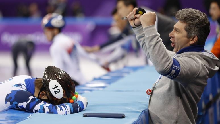 Reuters: первый медалист Пхёнчхана из России не забыл об отстранённых коллегах