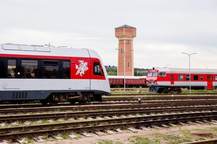 Не планируется приватизация ж/д компании Lietuvos gelezinkeliai