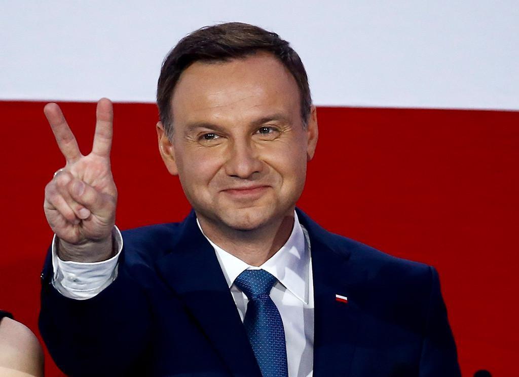 А. Дуда начнет трехдневный визит в Литву встречей с литовскими поляками
