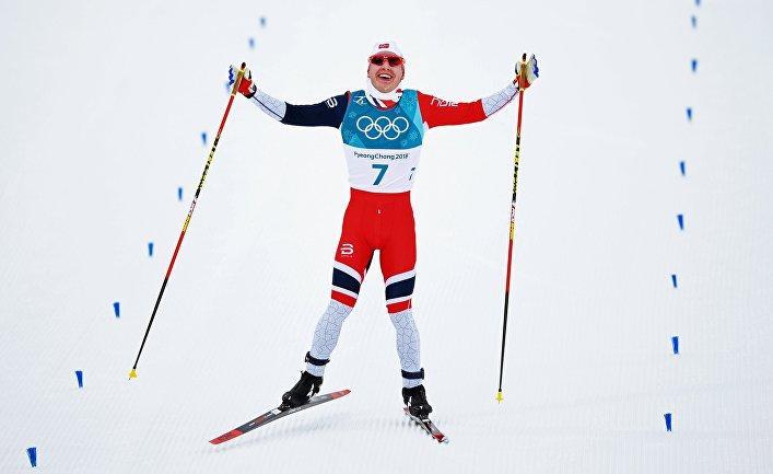 «Цыпленок» о «чудо-допинге», который Норвегия привезла на Олимпиаду: я не удивлен