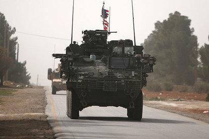 Раскрыта цель разбомбленных в Сирии российских наемников
