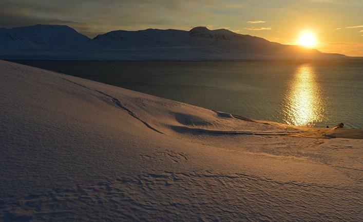 Расширение китайских интересов в Арктике вызывает опасения