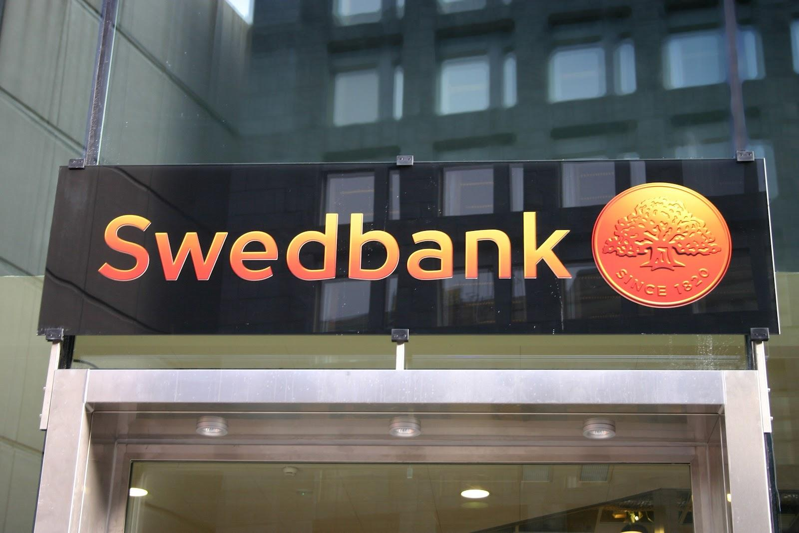 ЦБ Литвы предупредил банк Swedbank