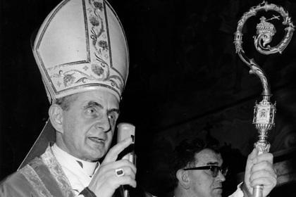 Папу Римского Павла VI канонизируют