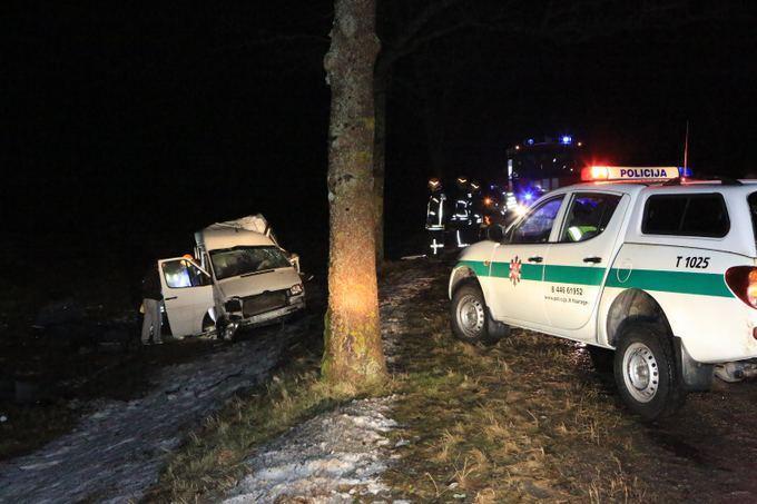 Аварийность в Литве в этом году выросла на треть, а количество погибших - на 82%
