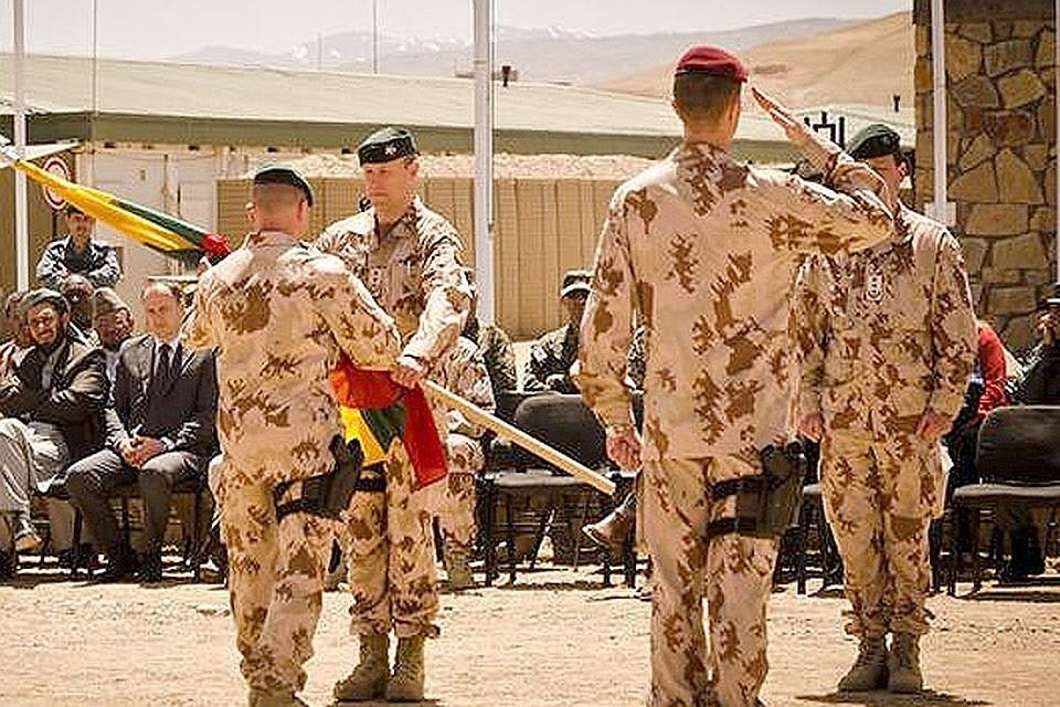 Силы спецопераций Литвы возвращаются в Афганистан