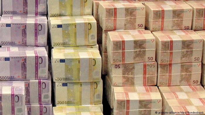 Германия побила рекорд по профициту общественных бюджетов