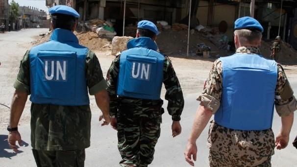 Сотрудники ООН продают в Сирии еду за секс