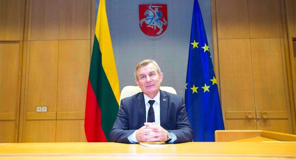 Спикер сейма отметит в Варшаве столетие восстановления государственности Литвы