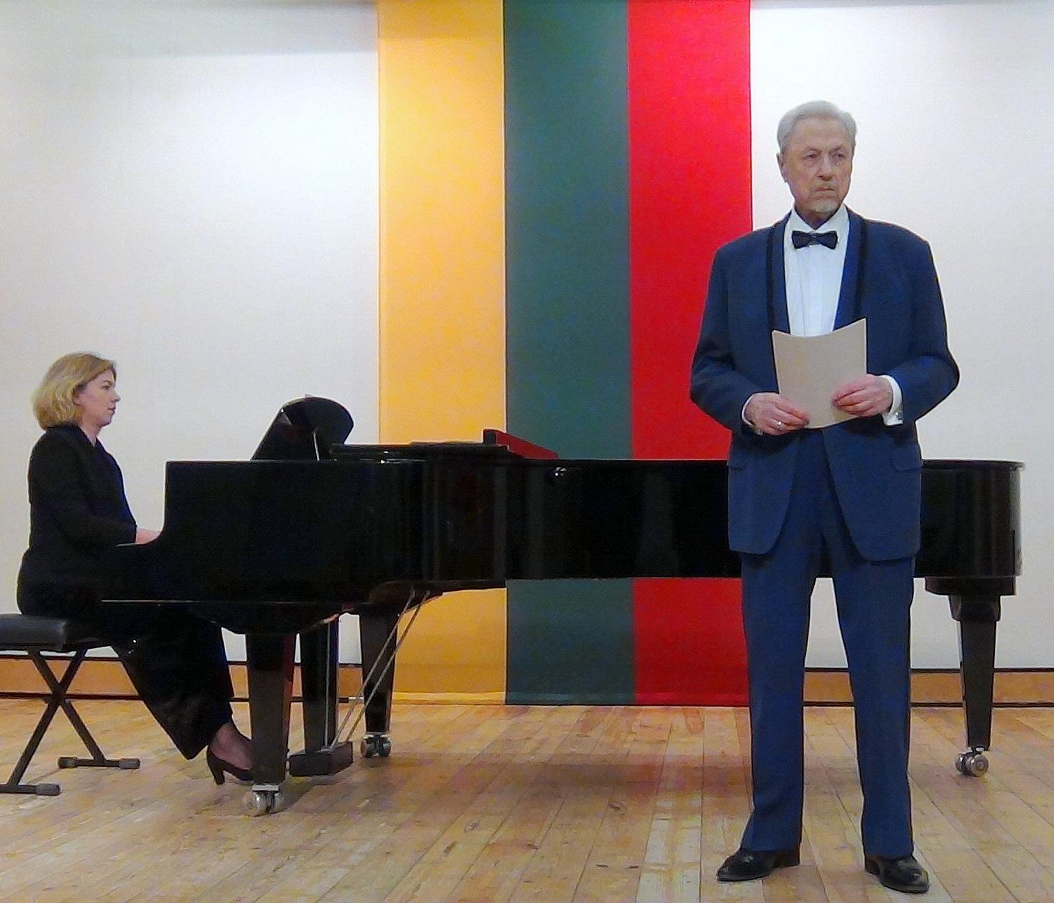 ВЛитве скончался известный оперный солист Виргилиус Норейка