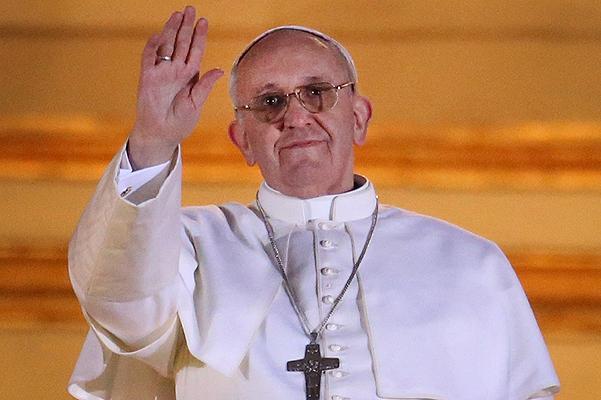 Папа Франциск посетит Литву 22–23 сентября