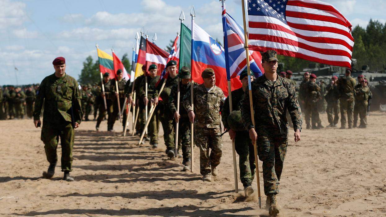 Эксперты Литвы, Польши и США посетят Сувалкский коридор