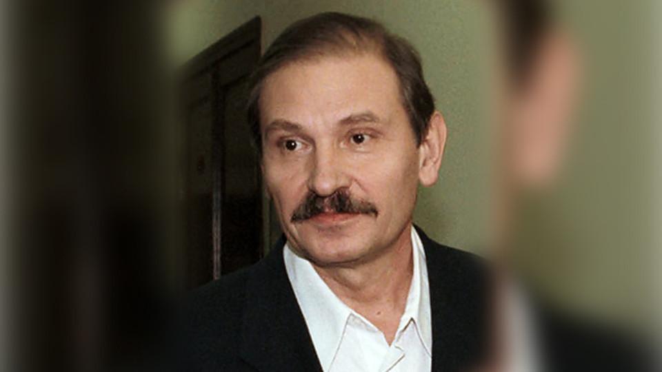 Скончался осуждённый по делу о хищении соратник Березовского Николай Глушков (дополнено)