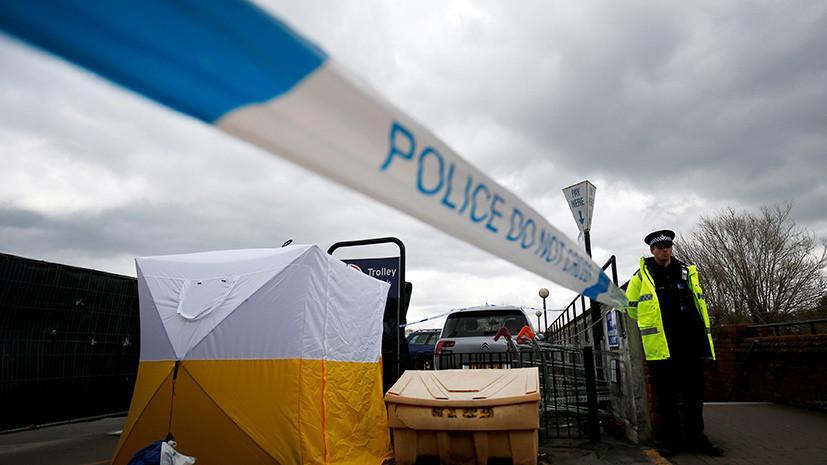 МИД России заявил протест послу Британии в связи с обвинениями по делу Скрипаля