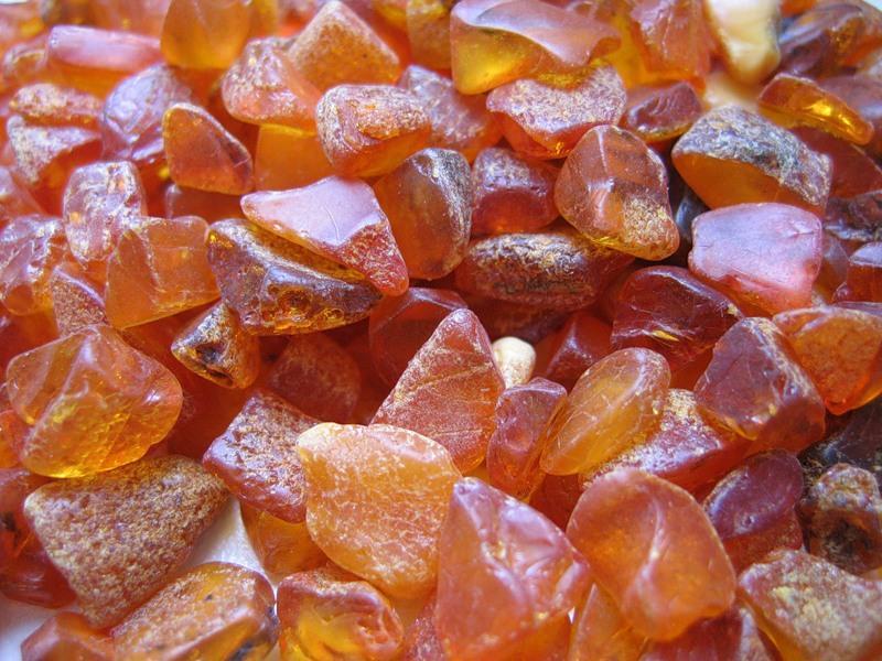 Присоединиться к создаваемой в Литве бирже янтарного сырья приглашен и Калинингрд