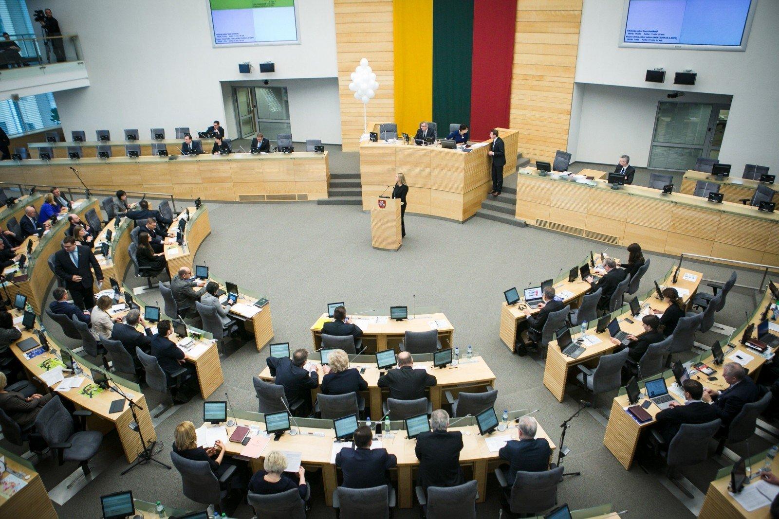 Консерваторы остаются самой популярной партией в Литве – опрос DELFI/Spinter