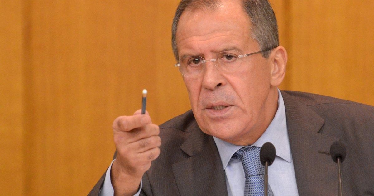 Лавров: Россия вышлет британских дипломатов в ответ на действия Лондона