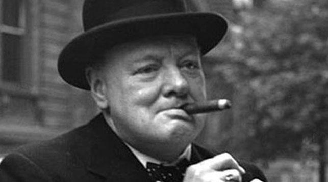 Недокуренная сигара Черчилля ушла с молотка за $620