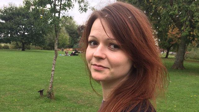 СК РФ возбудил уголовное дело по факту покушения на дочь Скрипаля?
