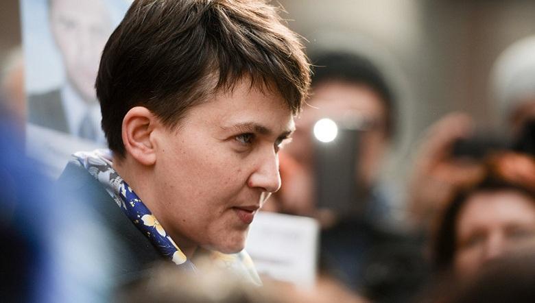 Савченко рассказала о планах администрации Порошенко по её ликвидации