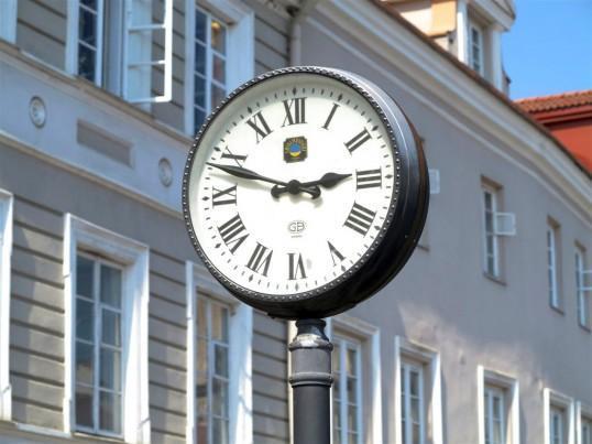 В воскресенье в Литве вводится летнее время