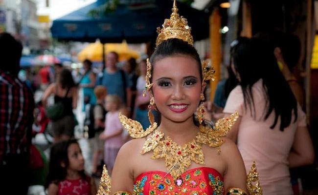 Тайских женщин попросили выглядеть несексуально