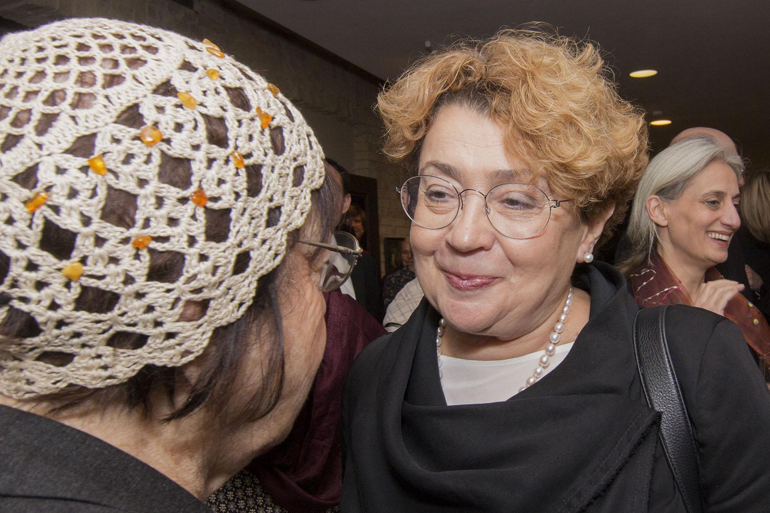 Часть евреев Литвы выразили недоверие председателю общины Ф. Куклянски