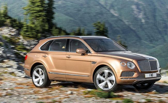 Bentley заставит сдавать отпечатки пальцев