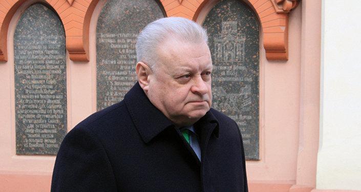 Удальцов: Россия ответит высылкой литовских дипломатов