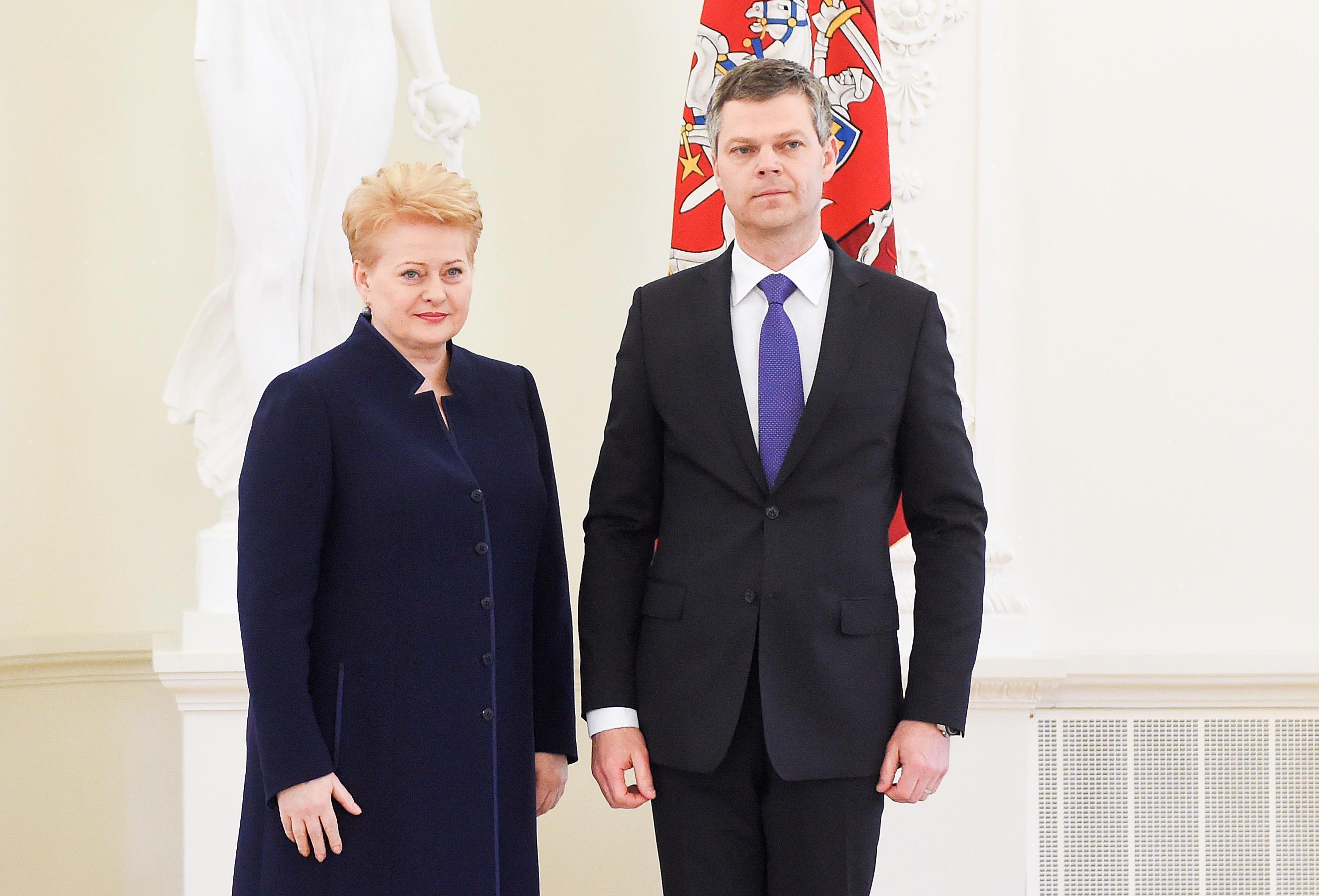 Русского посла вызвали вМИД Литвы