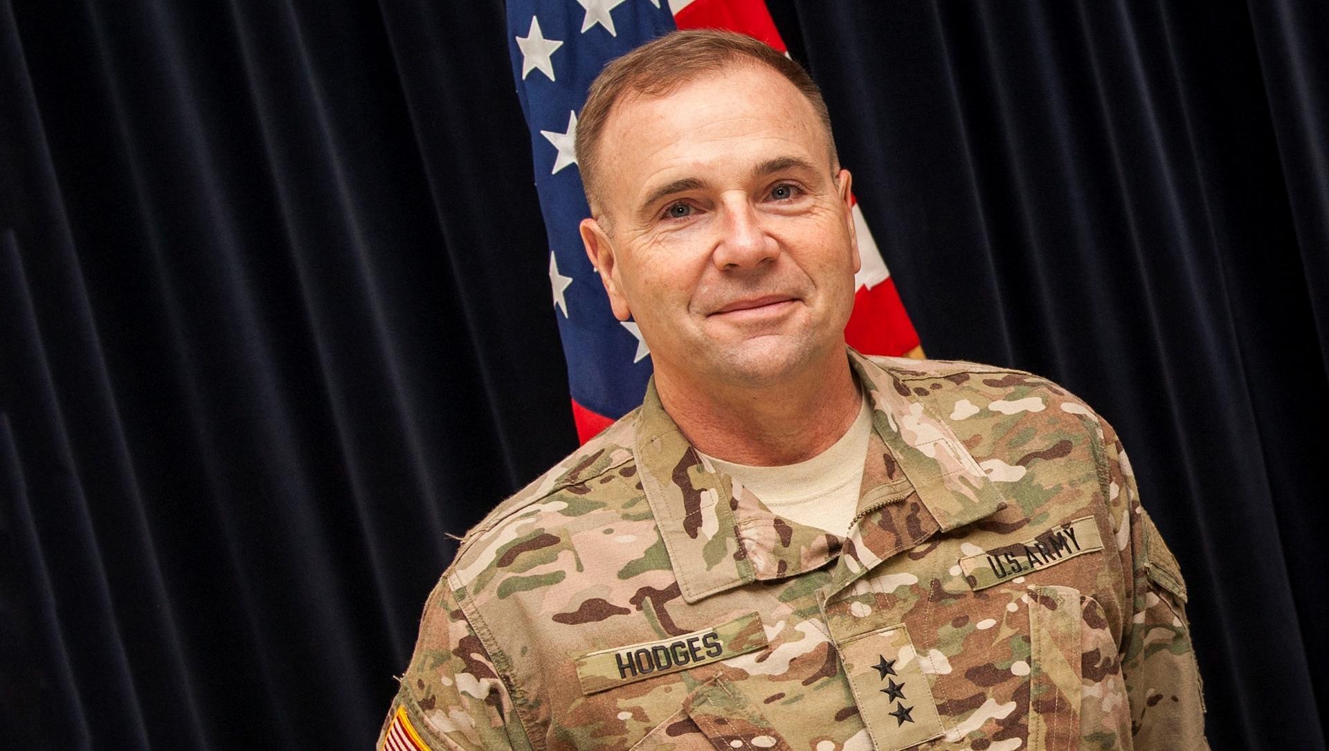 Бывший генерал ВС США призывает вернуть американских военных в страны Балтии