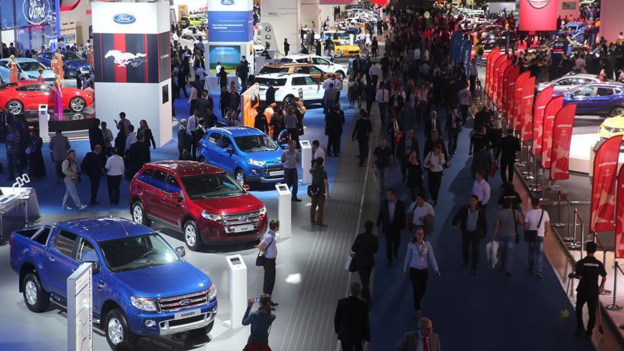 ВМосковском автомобильном салоне могут непринимать участия десятки компаний