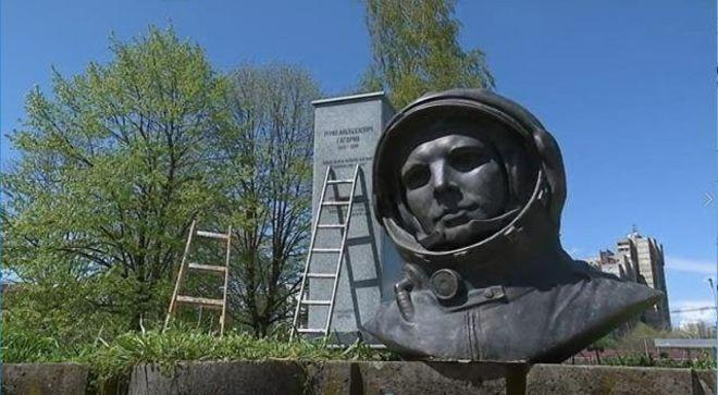 Жители Белграда вынудили городские власти убрать памятник Гагарину