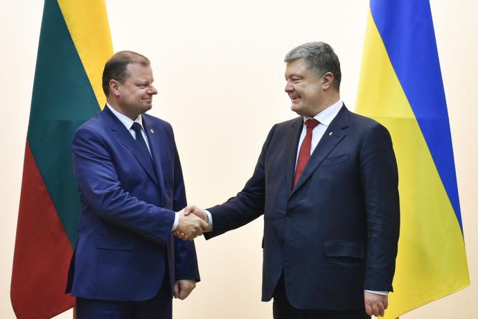 Визит премьера Литвы в Украину: три важнейшие темы