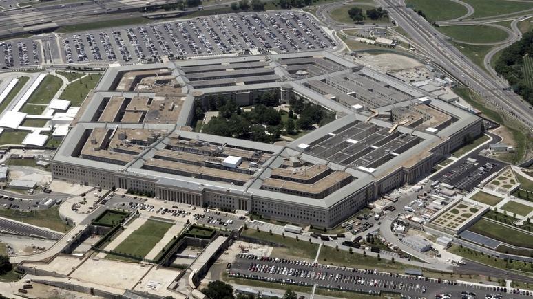 Пентагон: Сирия несмогла сбить ниодну ракету