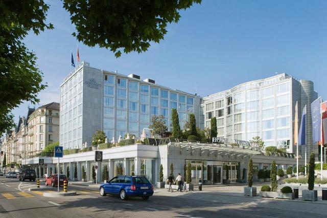 Самый дорогой отель Европы находится в Женеве