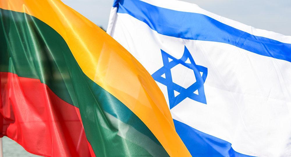 Литва поздравляет Израиль с 70-летней годовщиной независимости