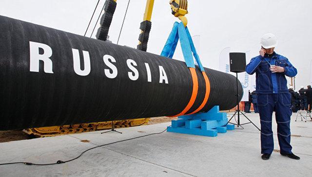 """В """"Газпроме"""" рассказали о готовности построить """"Северный поток - 3"""""""
