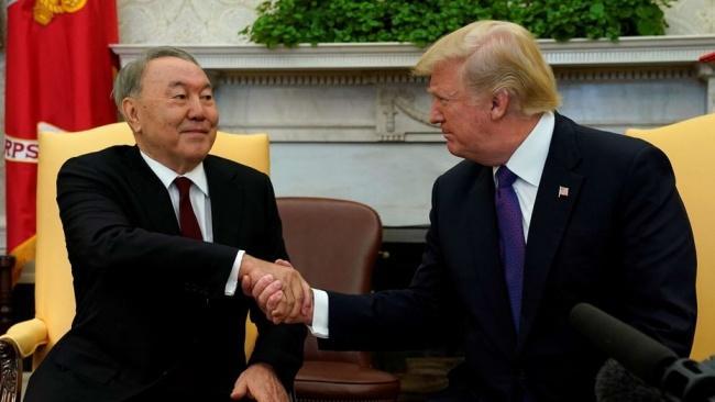 Казахстан открыл для США свои порты на Каспии