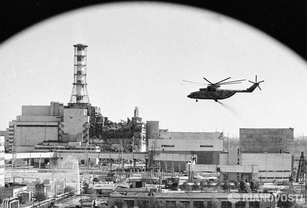 Годовщина трагедии: мир вспоминает жертв чернобыльской аварии