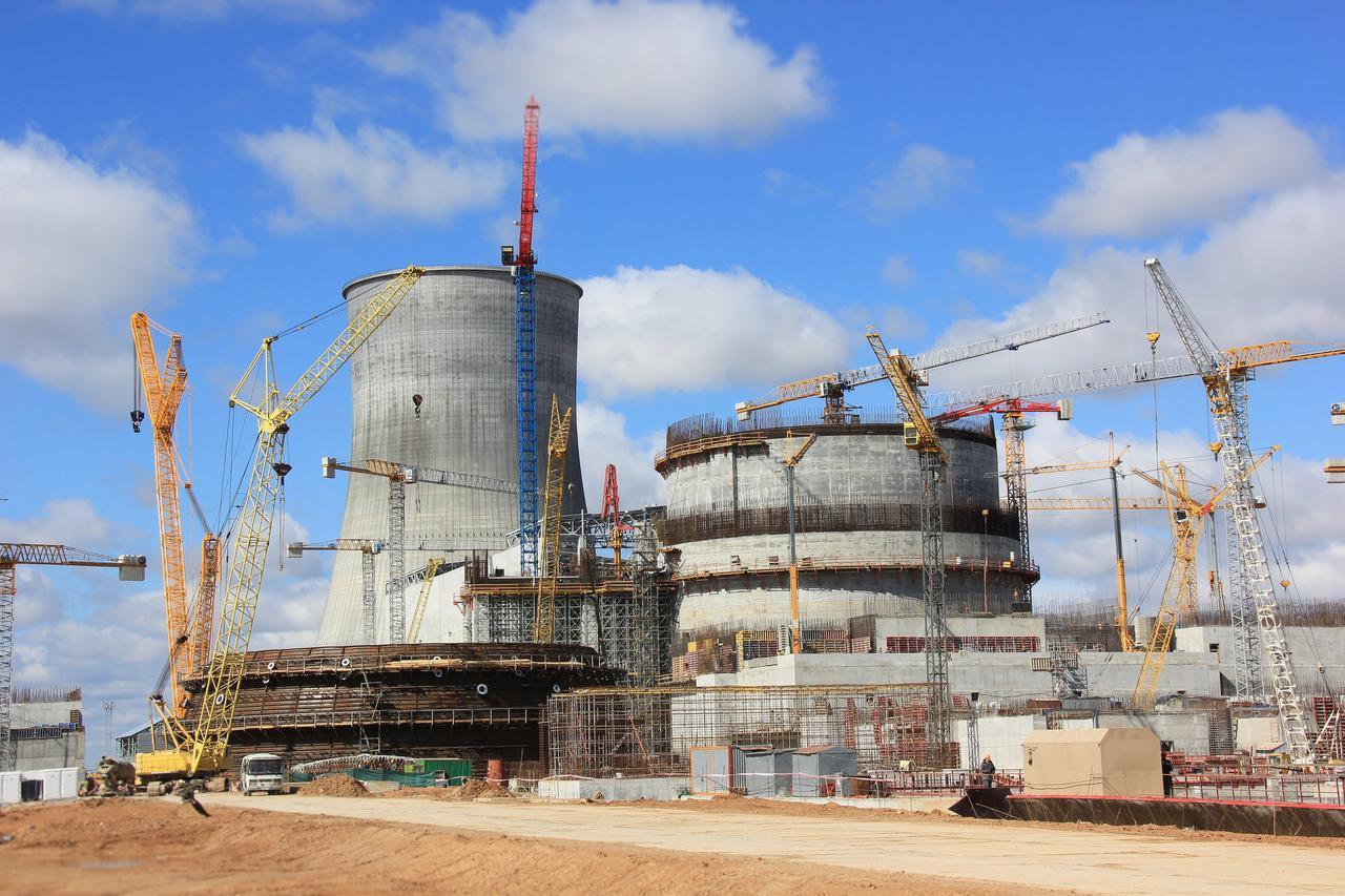 Литва в ноте просит у Беларуси объяснений в связи с предполагаемым пожаром на БелАЭС