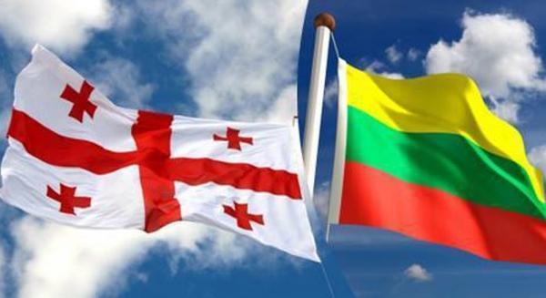 Литва первой изстран начала называть Грузию «Сакартвело»