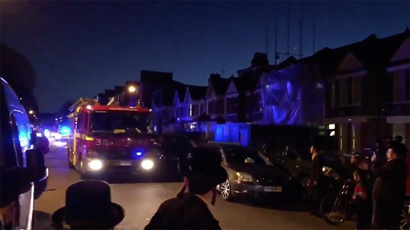 Встолице Англии произошел взрыв, пострадали около 30 человек