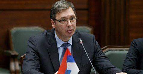 Вучич объявил оподдержке Сербией возведения «Турецкого потока»